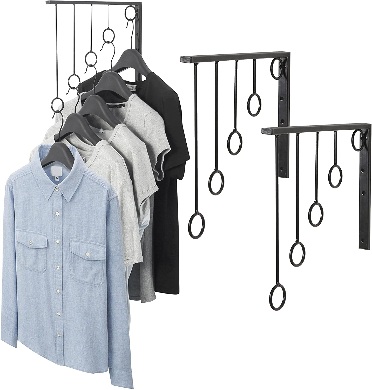 Wall Mount Metal hanger Iron display rack rack hanger Holder rack