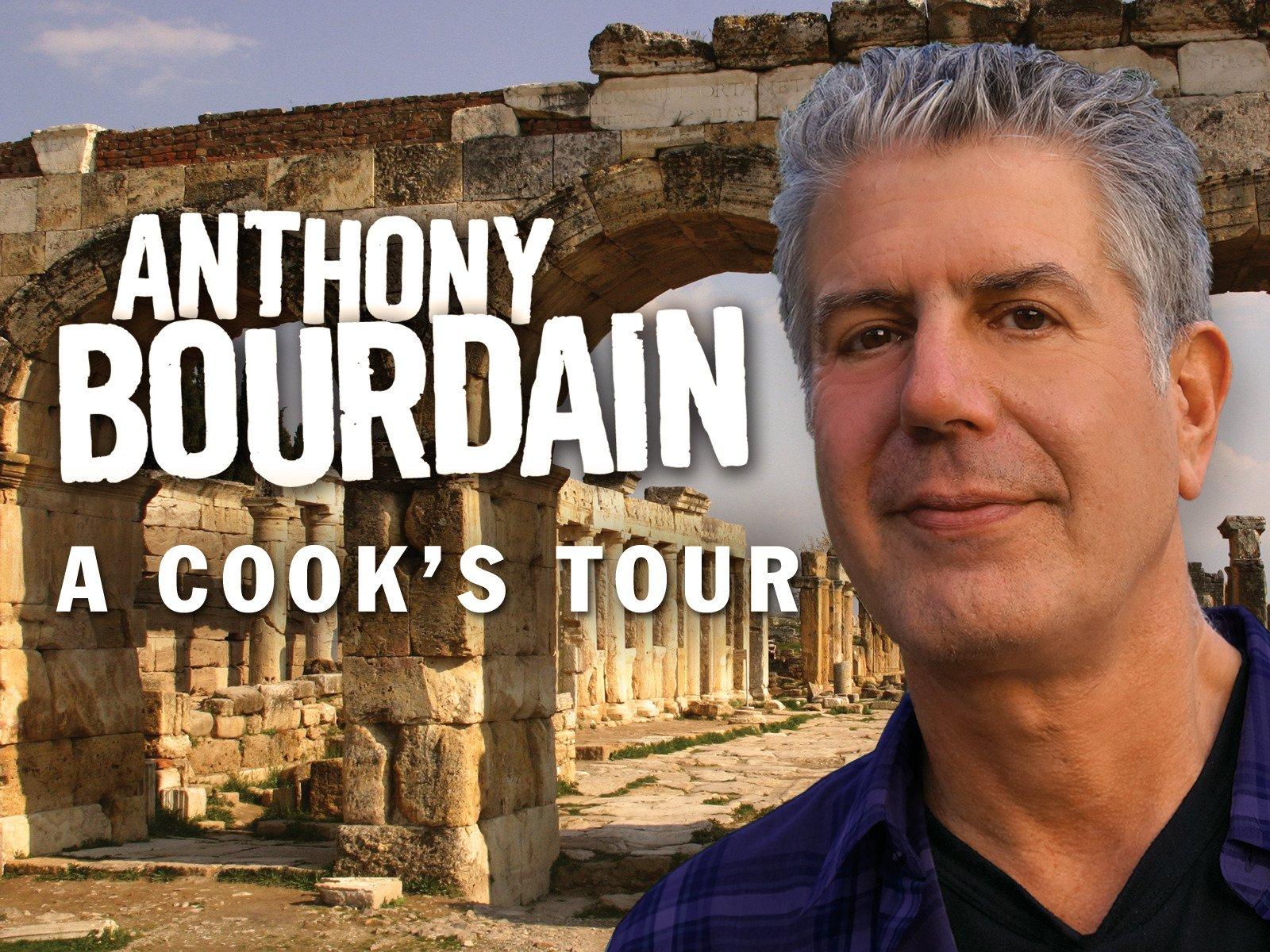 Anthony Bourdain's A Cook's Tour - Season 1