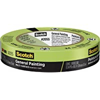 Scotch Painter's Tape, Green Masking Tape for General Painting, 24 mm - 2055