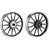 BikenWear AWheel-8 Alloy Wheel for Royal Enfield Classic-350