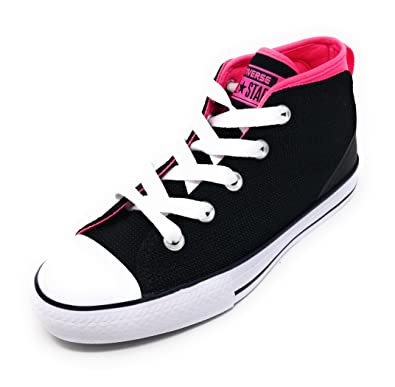 e2f3c41807ae Converse Junior CTAS Syde Street Mid Black Pink Pow White (1) (