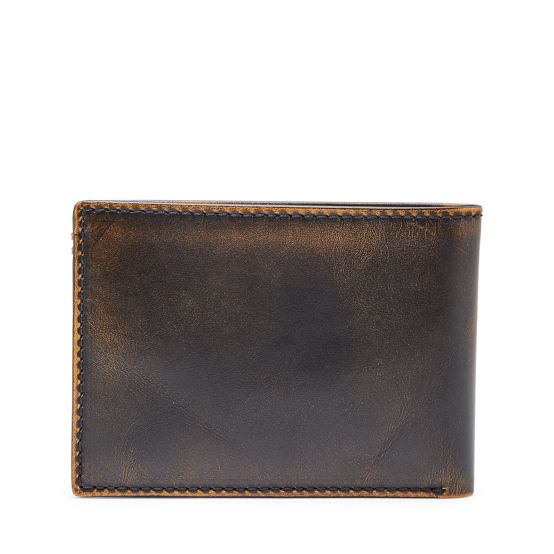 Fossil Wade Narrow Bifold Wallet Black ML3883001