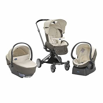 Chicco Travel System I Move Aura