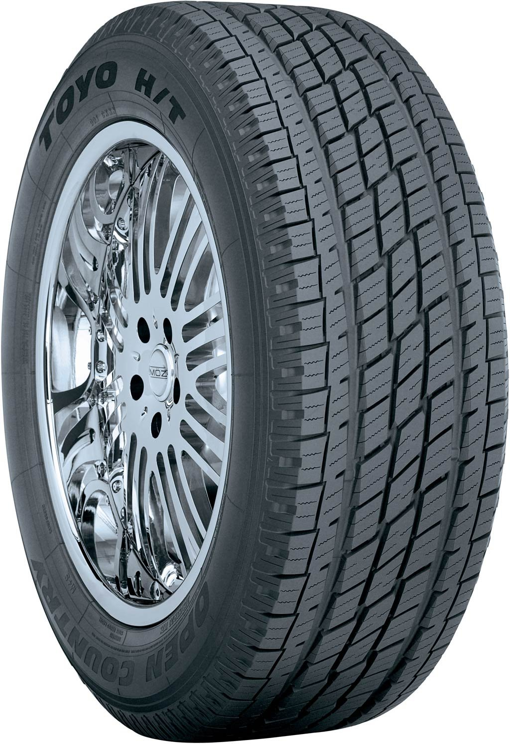 Amazon.com: Toyo Open Country H/T All-Season Radial Tire - 225/65R17 102H: Automotive