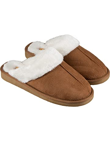 c697b44c436 Amazon.co.uk | Women's Slippers
