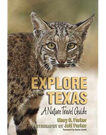 Explore Texas: A Nature Travel Guide (Myrna and David K. Langford Books on