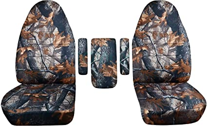 Amazing Totally Covers Fits 1999 2001 Ford F 150 F 250 F 350 Camo Truck Captains Chairs Seat Covers W 3 Armrest Covers One Per Seat Center Gray Real Tree Caraccident5 Cool Chair Designs And Ideas Caraccident5Info