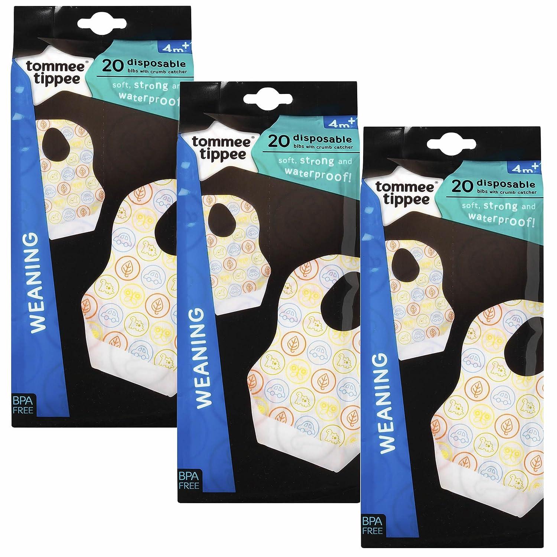 Tommee Tippee Disposable Bibs, 20 Bibs 2446352571