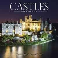 Castle Calendar - Calendars 2017 - 2018 Wall Calendars - Photo Calendar - Castles 16 Month Wall Calendar by Avonside