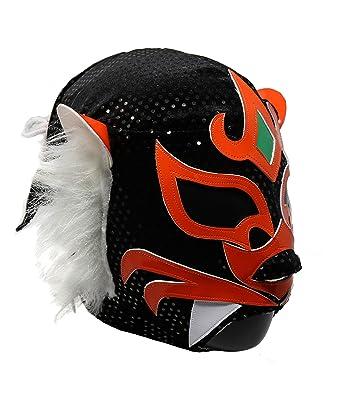 FELINO Professional Lucha Libre Wrestling Mask (Premium Quality). Mascara Profesional de Lucha Libre
