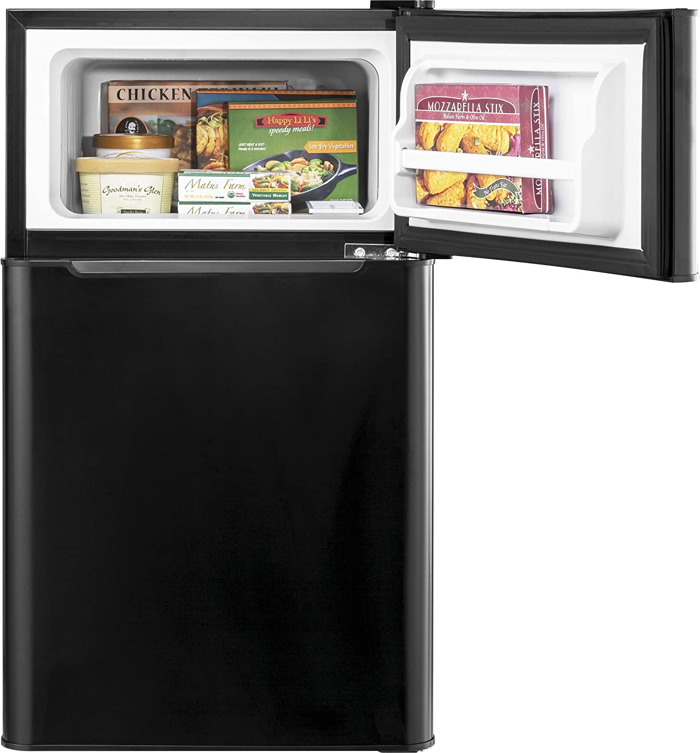 4.5 Cu Ft Stainless Steel GE HC46SF10SV Compact Refrigerator