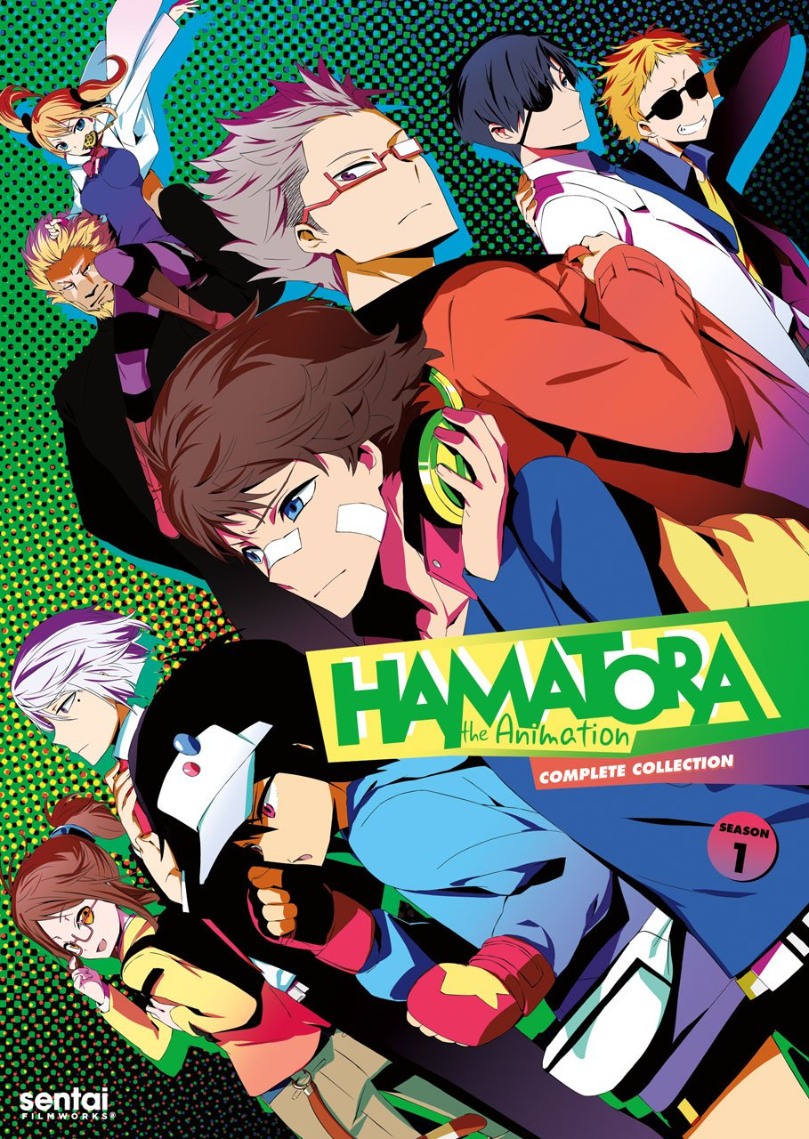 Amazon.com: Hamatora the Animation: Artist Not Provided: Movies & TV