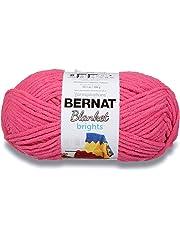 Bernat Blanket Brights 2 Pack Fabric, Pixie Pink