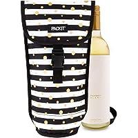 PackIt Freezable Wine Bag, Celebration Dot