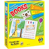 Creativity for Kids Create Your Own Books - 2 Blank Hardcover Books - Open-Ended Crafting