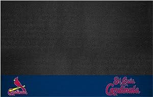 FANMATS MLB Oakland Athletics Vinyl Grill Mat