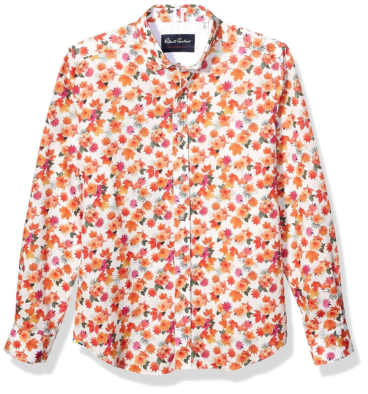 Clothing, Shoes & Jewelry Robert Graham Mens Mason L/S Woven Shirt ...