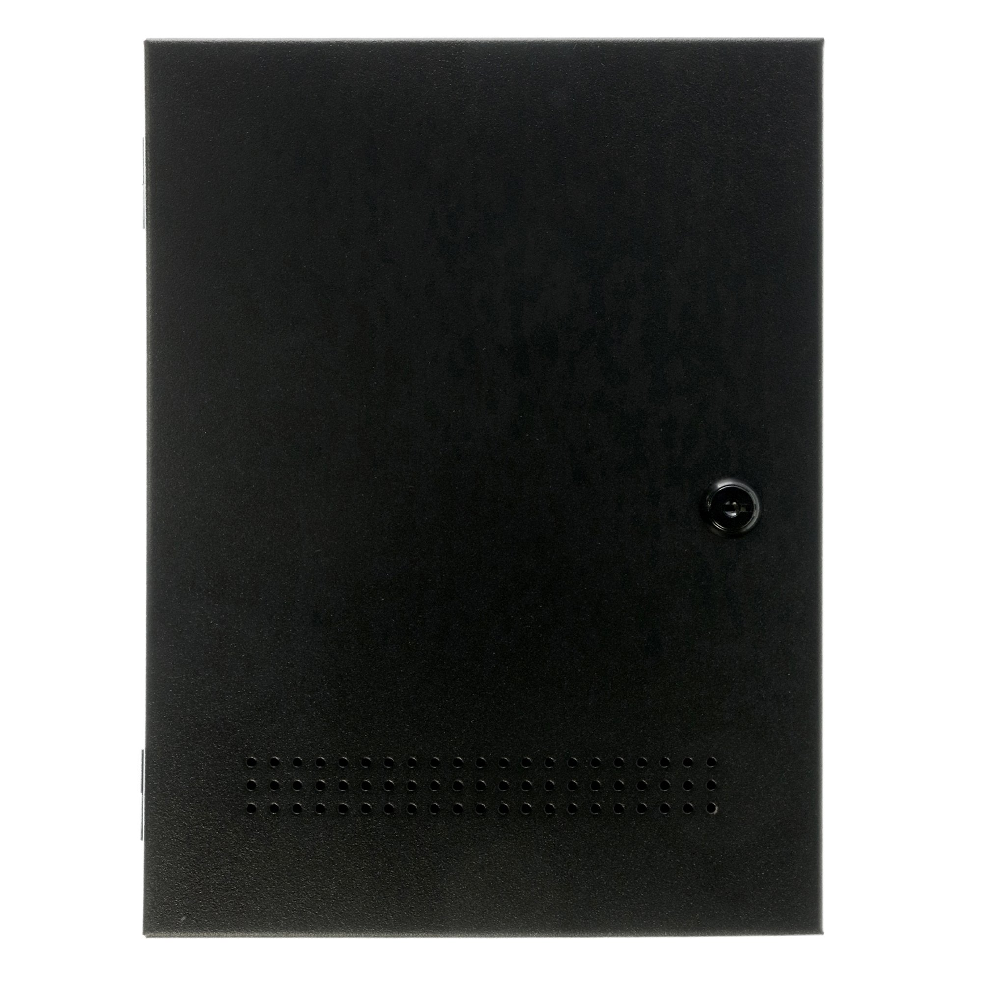 Notifier BB-XP Surface Mount Cabinet, Indoor, Mounting Plate, Black
