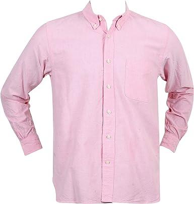 Sugar Cane - Camisa de vestir - para hombre rosa rosa X-Large ...