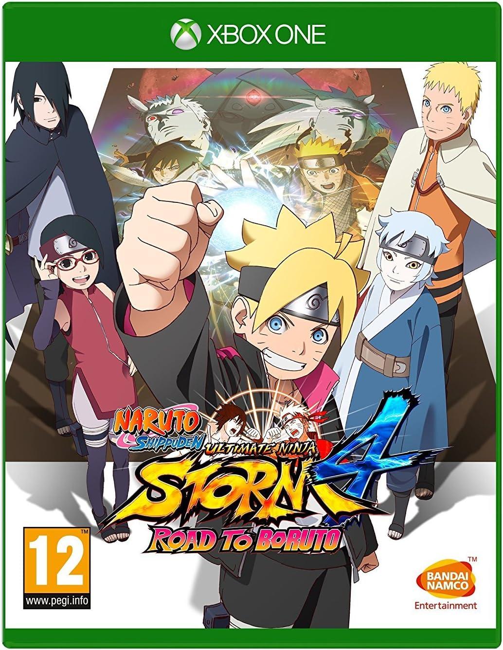 Amazon.com: Naruto Shippuden Ultimate Ninja Storm 4: Road to ...