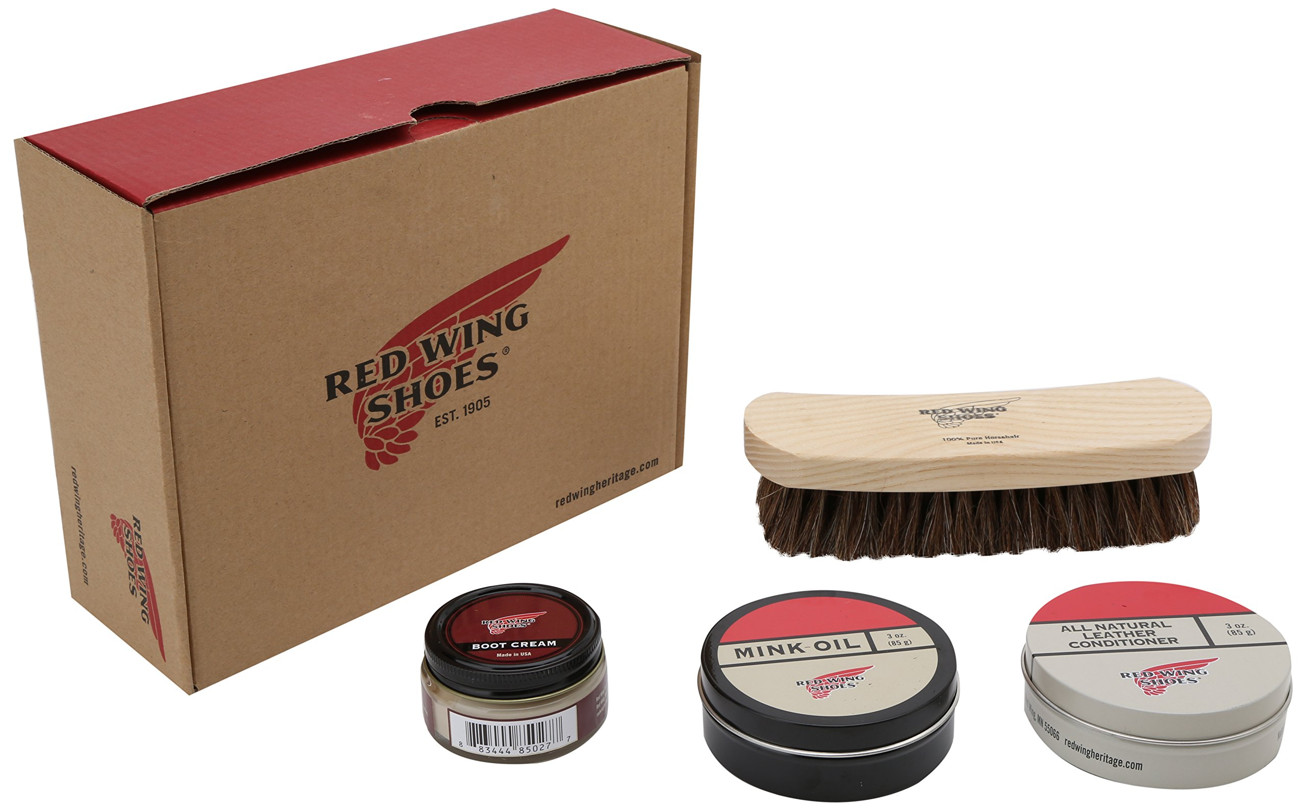 Red Wing Heritage Shoe Care Gift Kit