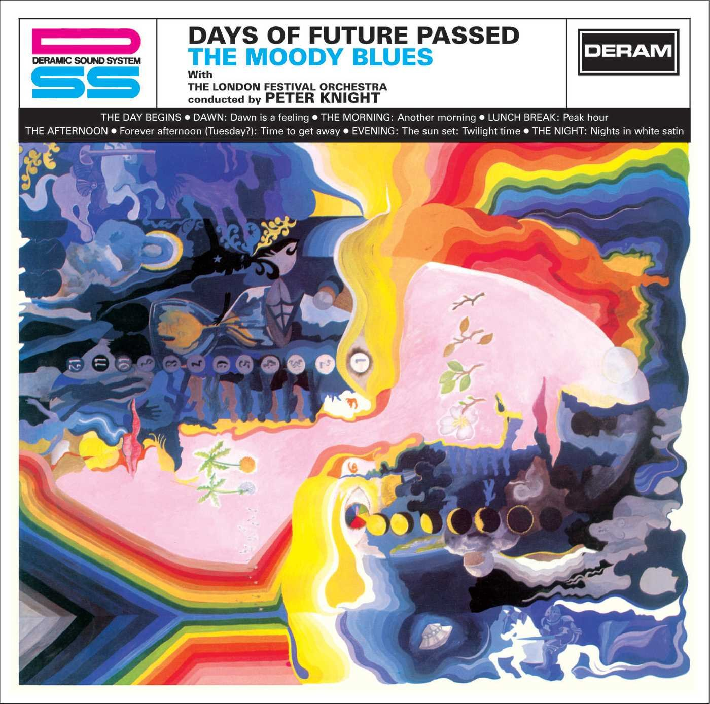 Days Of Future Passed by Polydor / Umgd