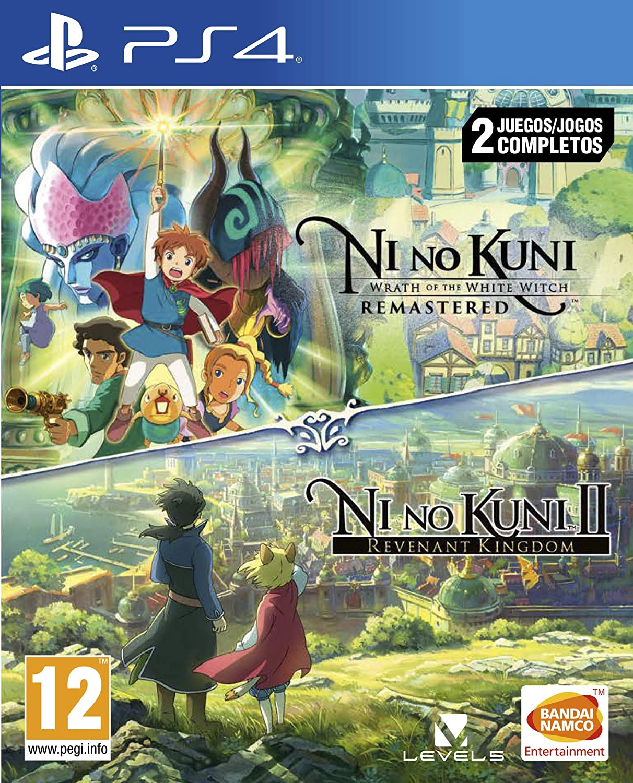Pack Ni No Kuni I + II: Amazon.es: Videojuegos