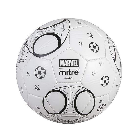 Mitre Spiderman Scriball - Balón de Fútbol con bolígrafos para ...