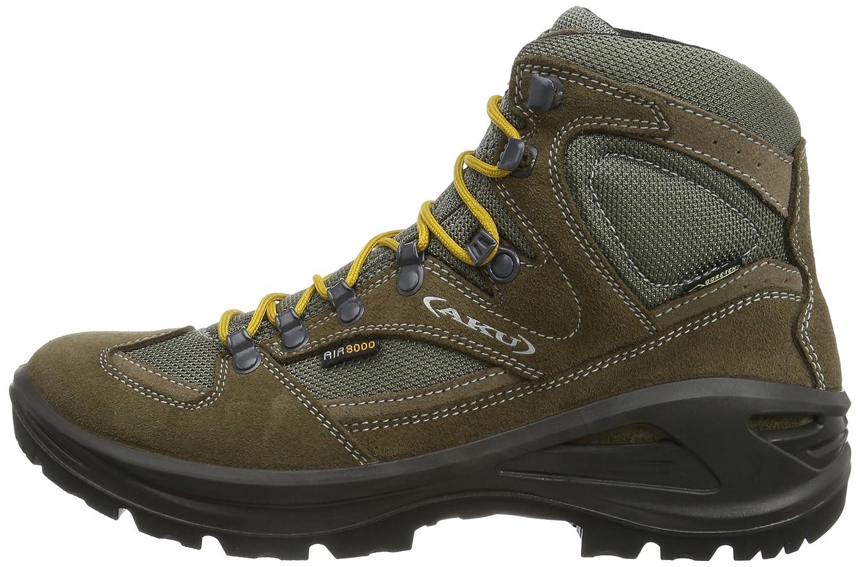 AKU Sendera GTX 346 Unisex-Erwachsene Trekking- & Wanderschuhe, Beige (beige/ochre 187), EU 46 (UK 11)