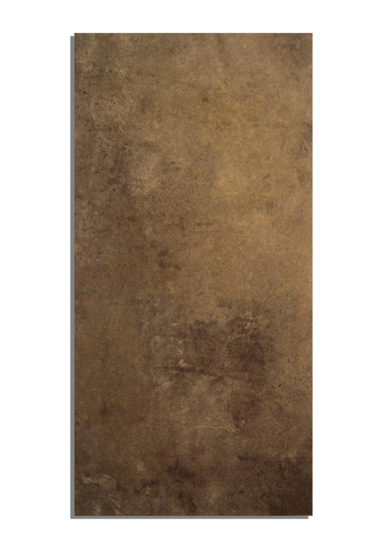 Magnetische Vinyl-Pinnwand//Magnettafel//Memoboard in Bronze-Optik und einer Gr/ö/ße von 61cm x 30,5cm inkl 10 Neodym-Haltemagnete