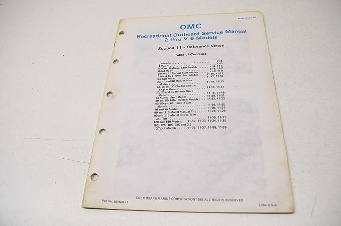 1993 omc johnson evinrude outboard service repair manual.