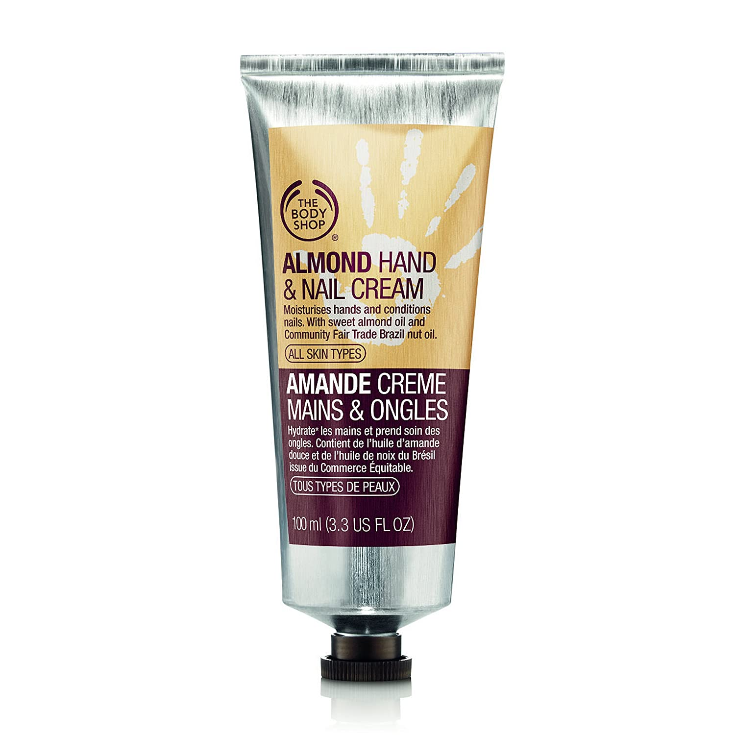 The Body Shop Almond Hand and Nail Cram 30 ml L' Oreal KBH3104