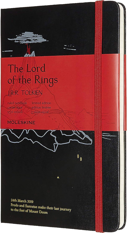 Moleskine - Cuaderno El Señor de los Anillos Edición Limitada ...