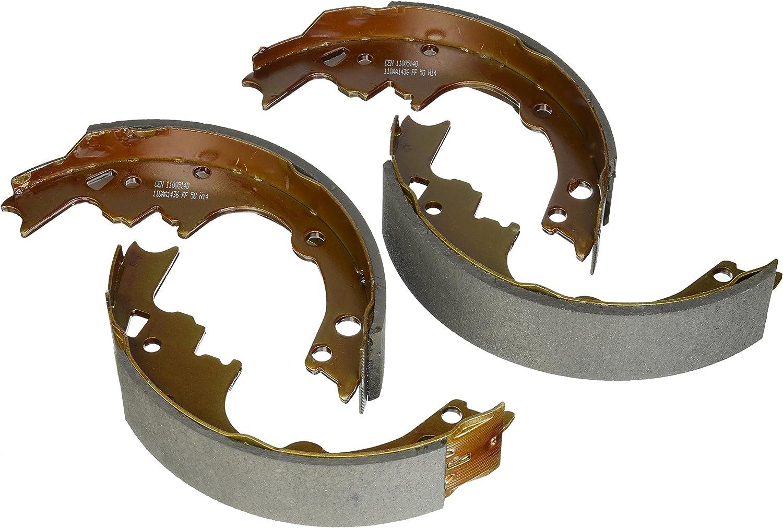 Centric 110.05140 Brake Shoe Set Direct Fit
