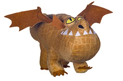 amazon com 12 how to train your dragon gronckle soft plush toy