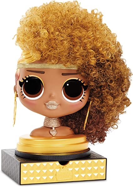 "LOL Surprise OMG Royal Bee 10"" Fashion Doll Big Sister Queen Series 1  In Hand"