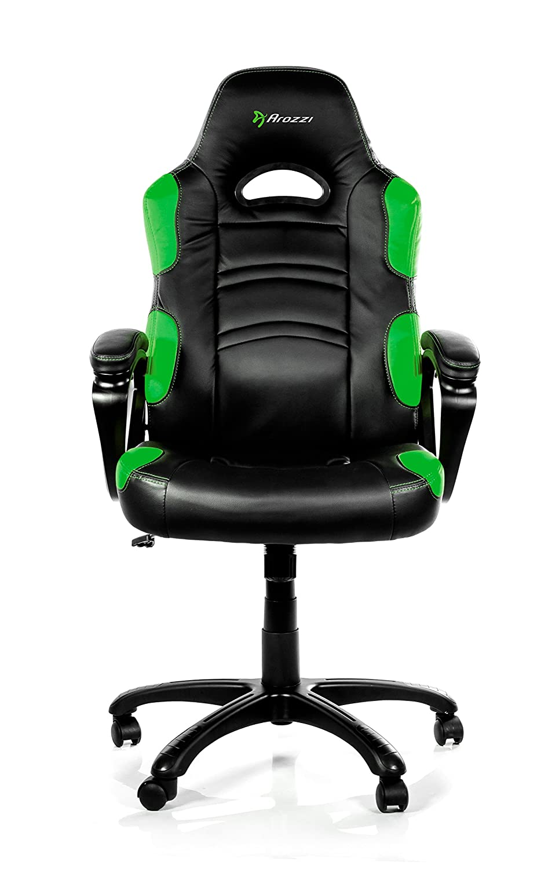 Arozzi Gaming Stuhl Enzo Enzo Stuhl Schwarz Rot 751072