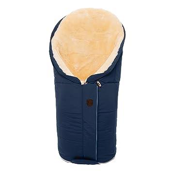 Saco cubrepiernas universal de piel de cordero (curtido ...
