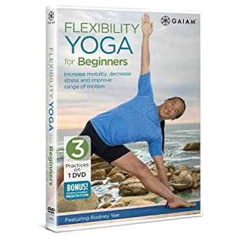 Amazon.com: Flexibility Yoga For Beginners: Rodney Yee ...