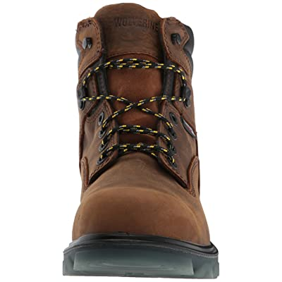 Wolverine Mens I-90 EPX Composite Soft Toe Work Boot Slip Resistance EH leather