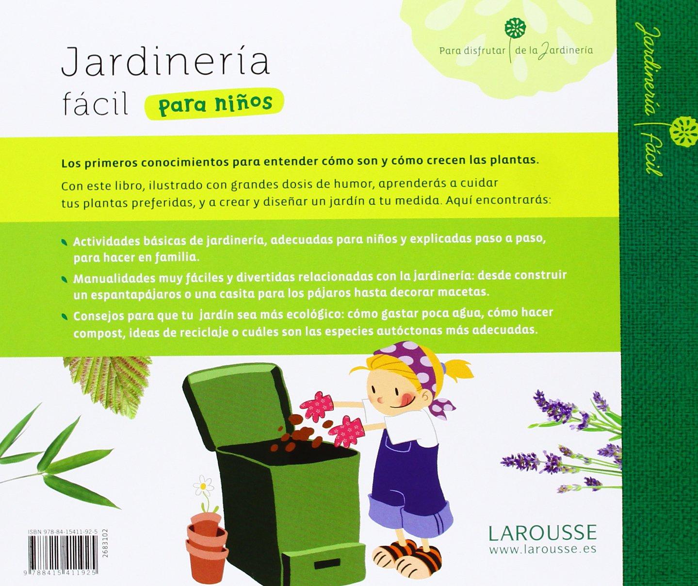 Jardinería fácil para niños Jardinería fácil / Easy Gardening ...