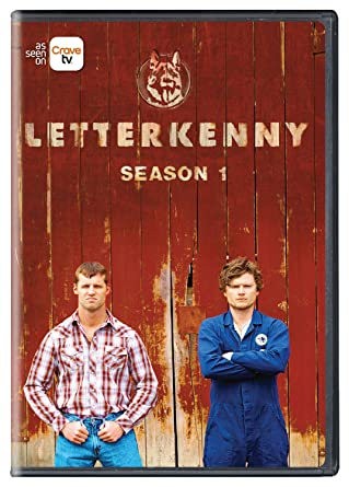 amazon com letterkenny season 1 jared keeso nathan dales