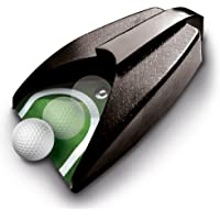 Longridge Black Auto Putt Golf Ball Returner - Black