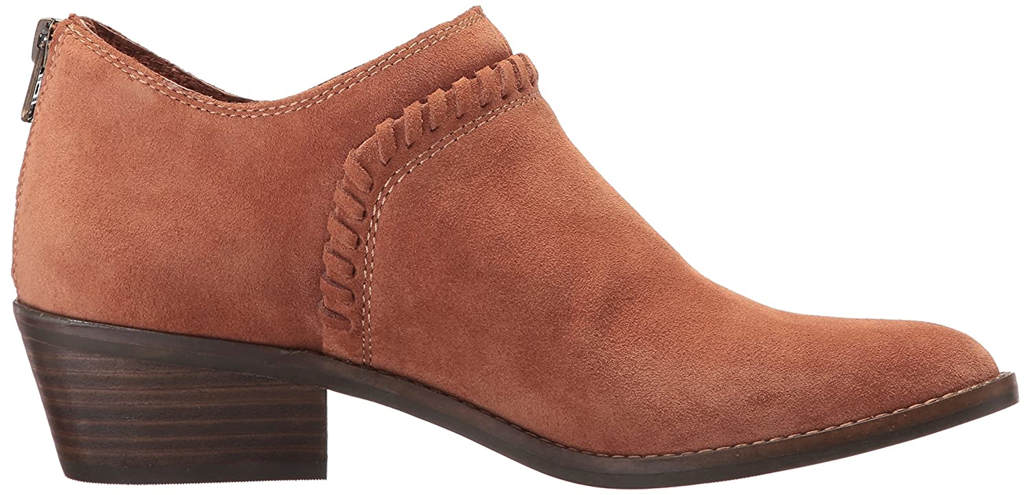 Lucky Brand Women's Fawnn Fashion Boot B06XCV9LNS 9.5 B(M) US|Toffee