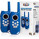 Playco Walkie Talkies for Kids - Keep it Simple with Our Easy to Learn 3 Channel Design - Everlasting Fun for Boys and…