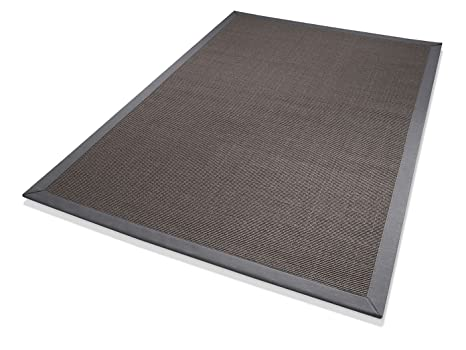 Sisal tappeto bordo tappeto fibra naturale passatoia tessuto piatto