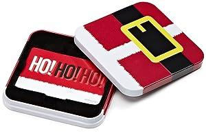 Amazon.com Gift Card in a Santa Tin (Ho! Ho! Ho! Card Design)