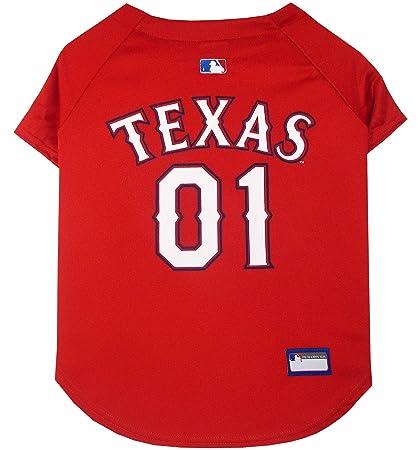 texas rangers pet apparel