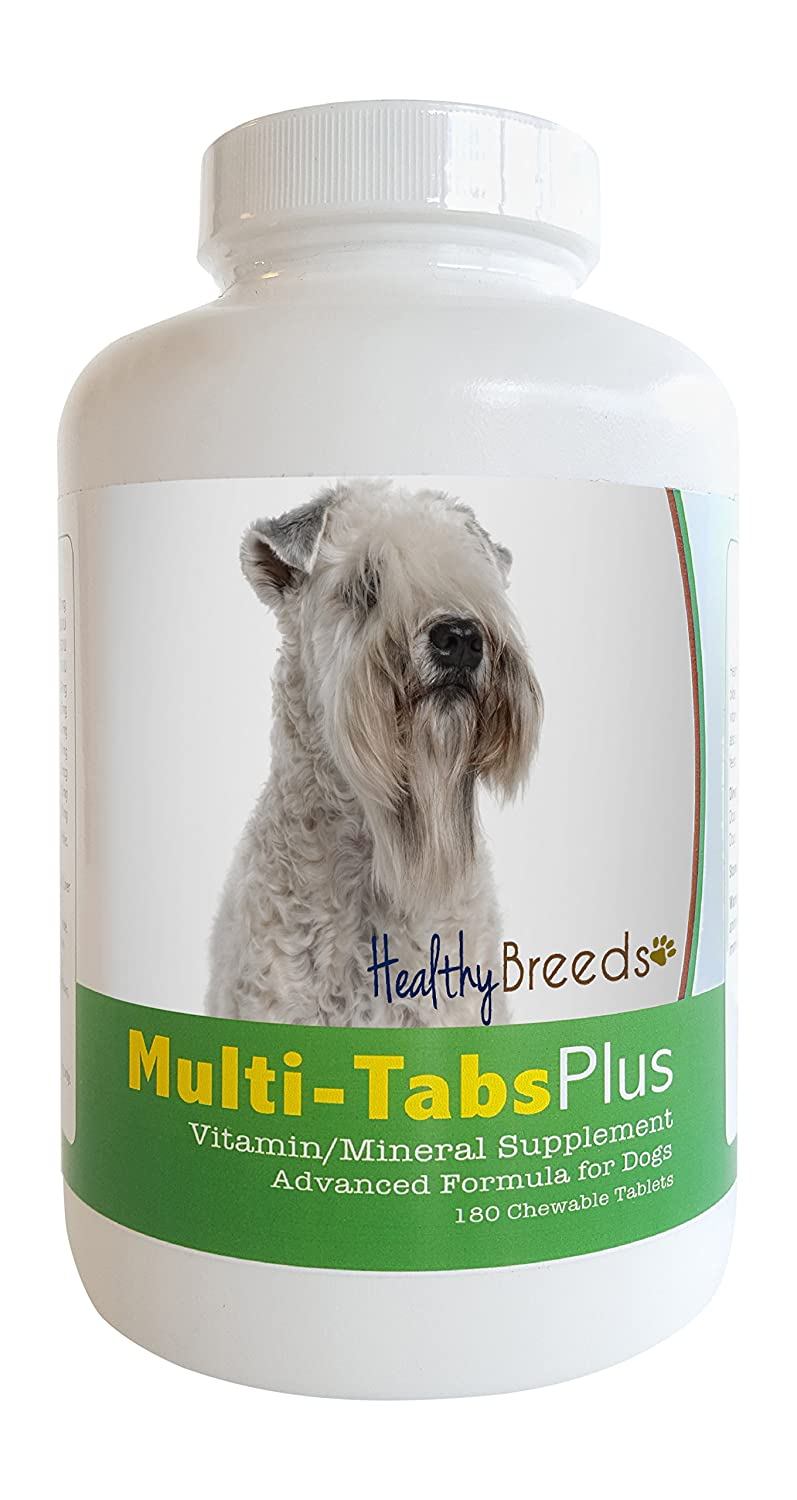 Amazon.com : Healthy Breeds Dog Daily Vitamin and Mineral Supplement ...