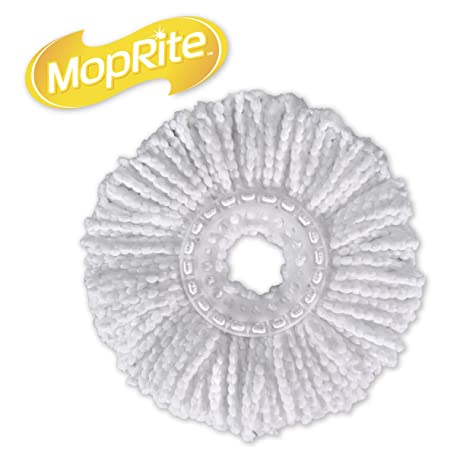 microfiber spin mop replacement mop head by moprite for model b01nb